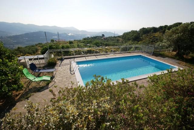 Alloggio Con Piscina E Terrazza Vista Mare Case Vacanza