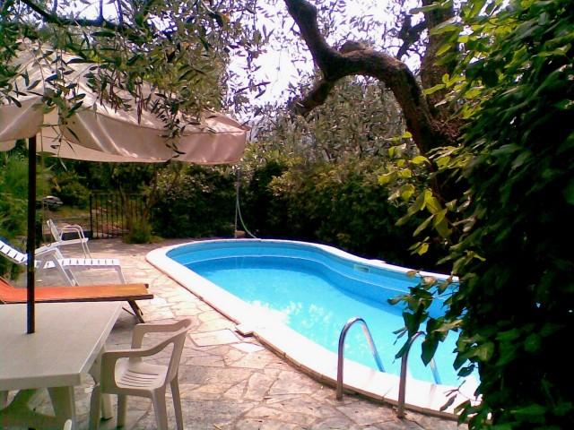 Appartamento in villa con piscina case vacanza liguria - Agriturismo liguria con piscina ...